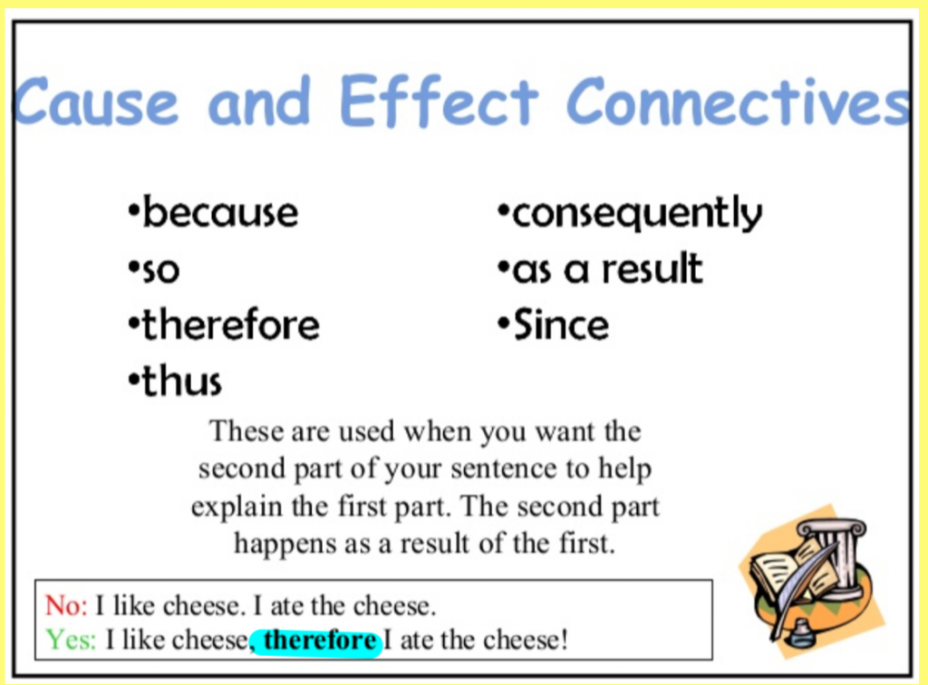 causeandeffectconnectivespic